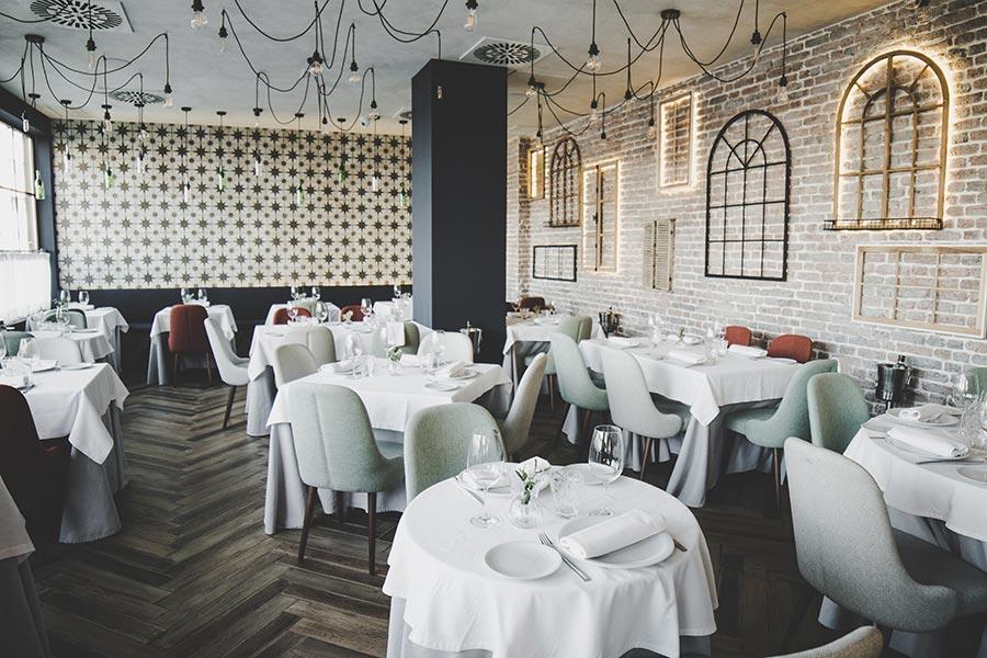 Restaurante en getafe para negocios